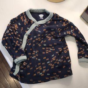 Old Navy 6 to 12 months old Kimono shirt